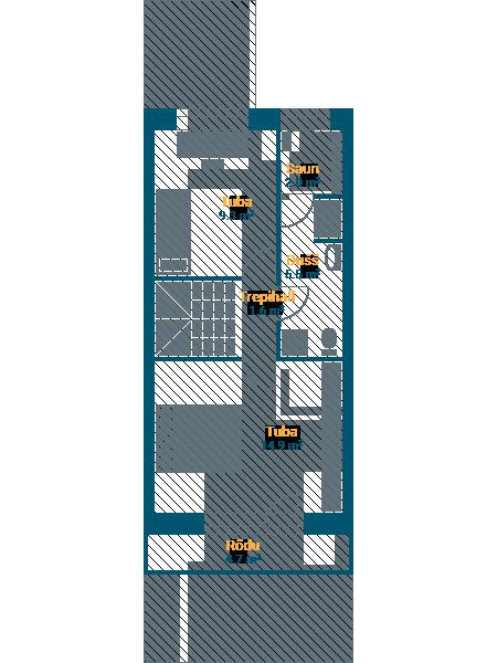Korter 8, II korrus